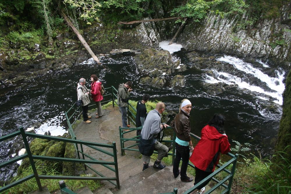 Swallow Falls (Rhaeadr Ewynnol) BB (2)