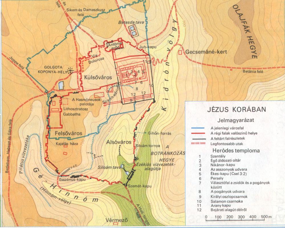 jeruzsalem jezus koraban