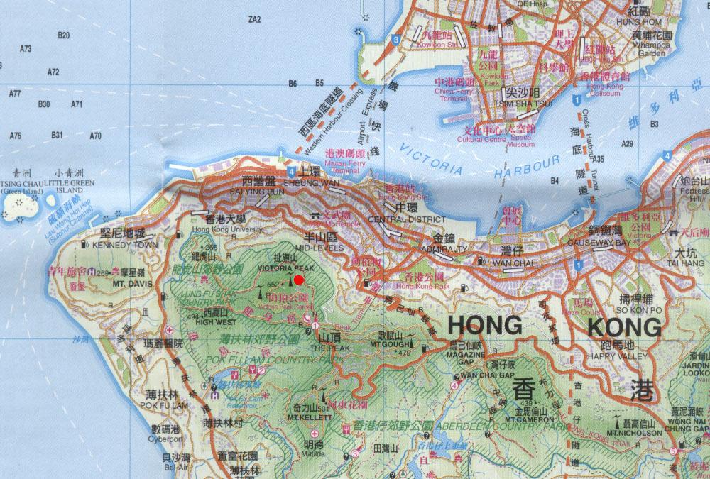 hongkong turistaterkep02b