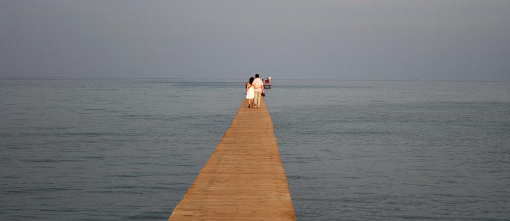 Újév napján a Vörös-tengernél - Fotó: Barna Béla