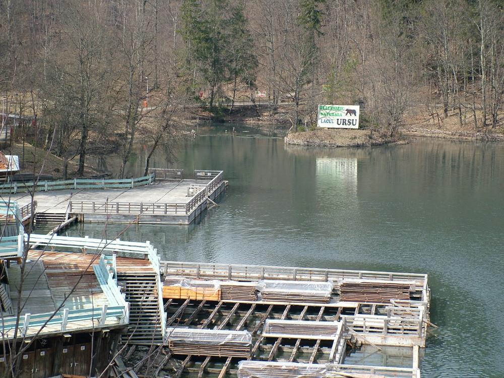 A Medve-tó Fotó: Barna Béla
