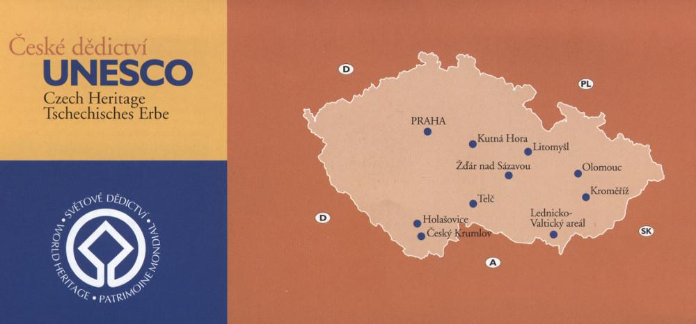 Világörökségek Csehországban