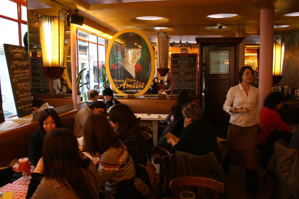 Amélie kávézója - Fotó: Barna Béla