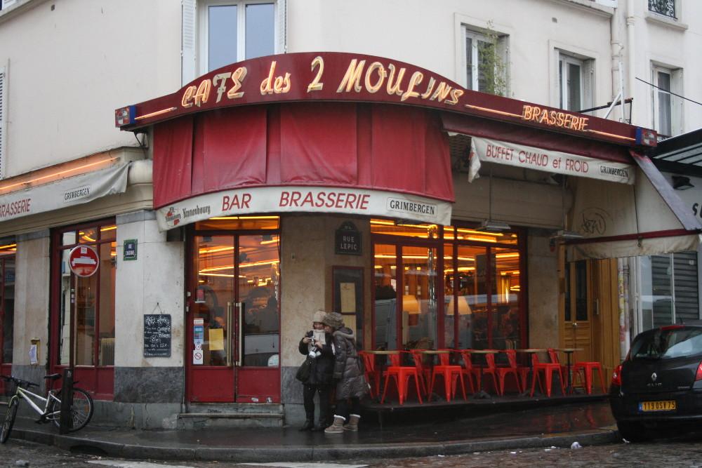 Café les Deux Moulins - Fotó: Barna Béla