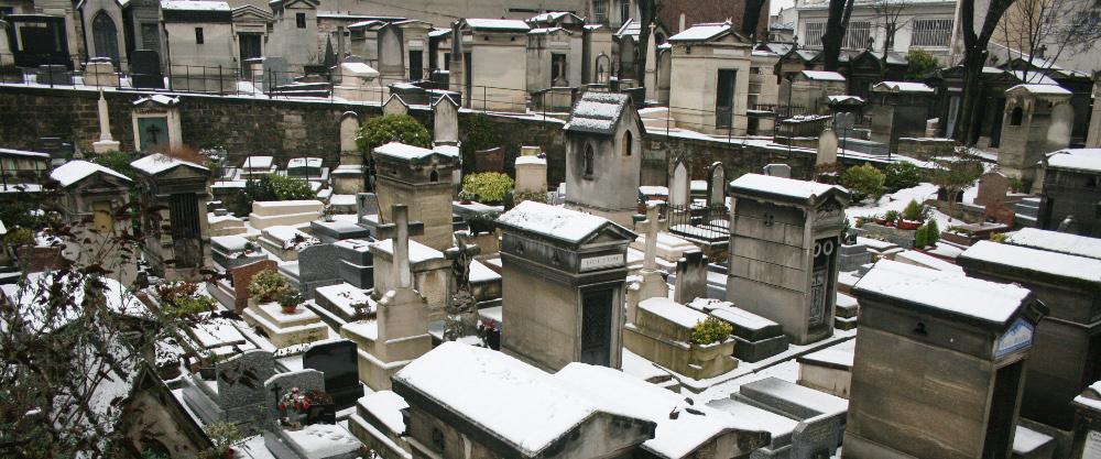 Cimetiére de Montmartre - Fotó: Barna Béla