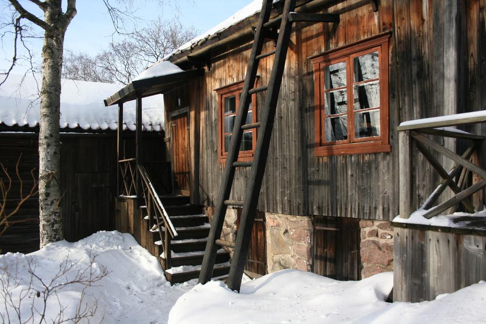 A Klastromdombi Kézműves Múzeum - Foto: Barna Béla