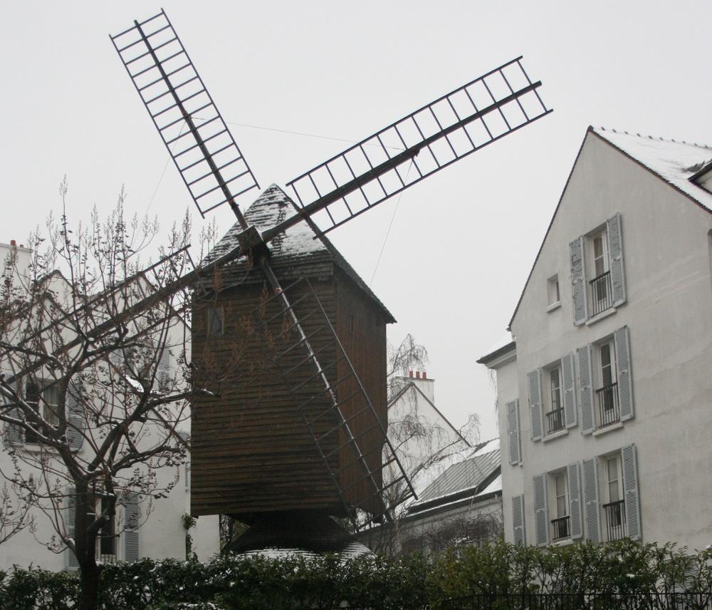Moulin de la Galette - Fotó: Barna Béla