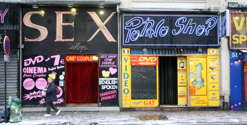 A boulevard Clichy - Fotó: Barna Béla