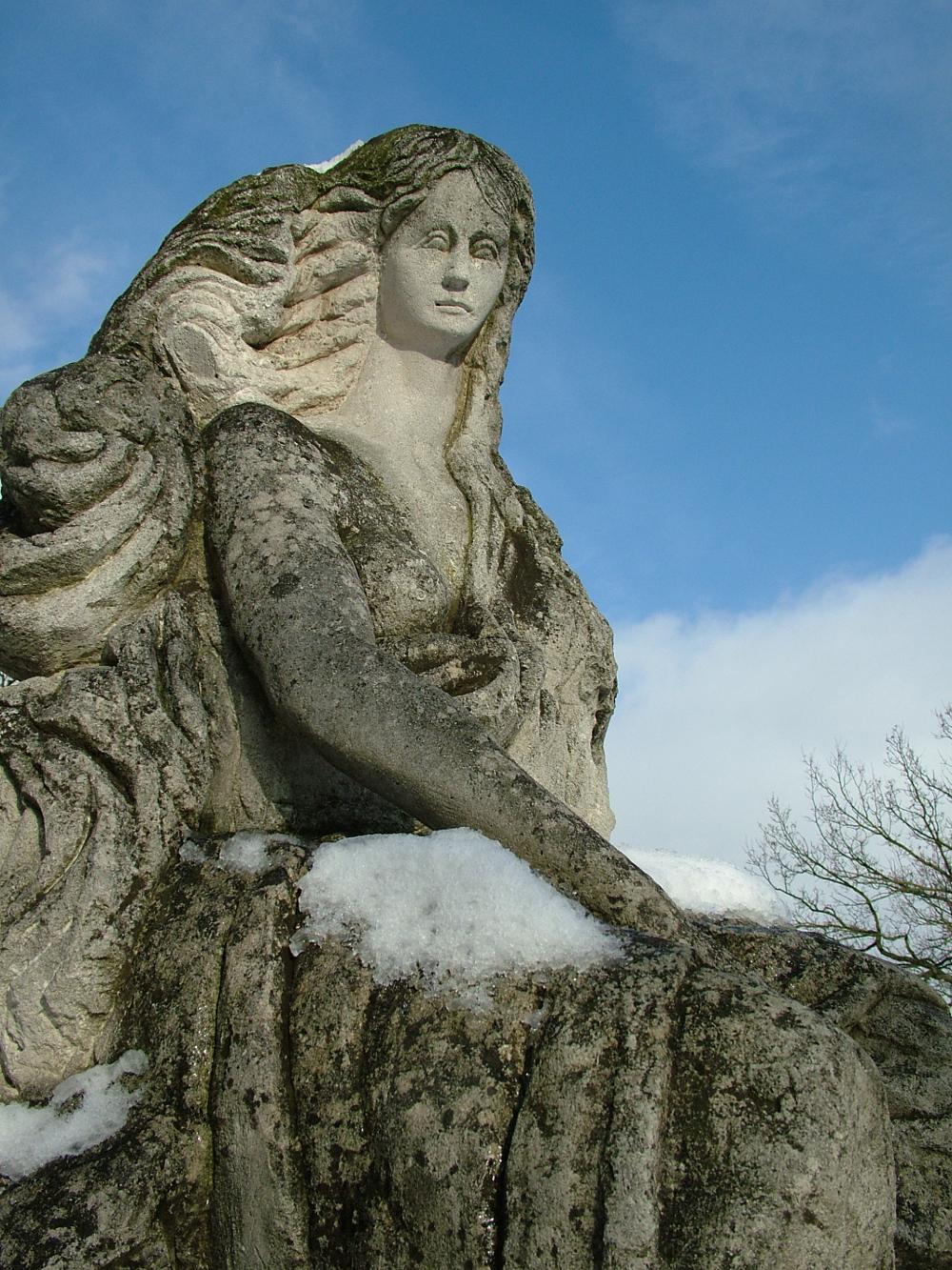 Loreley szobra - Fotó: Barna Béla