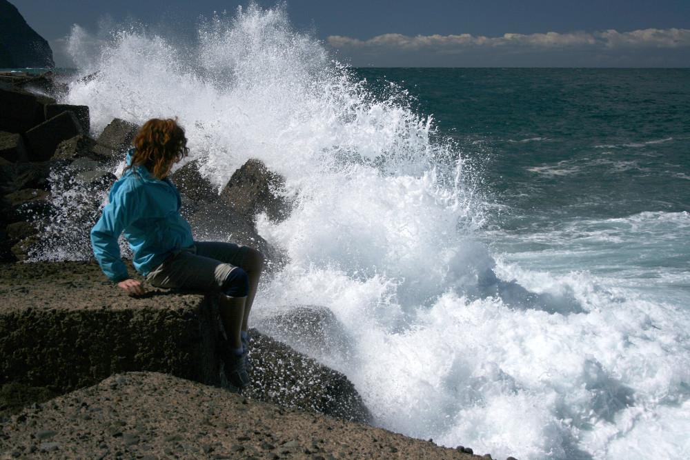 Puerto Aldea mólója - Fotó: Barna Béla