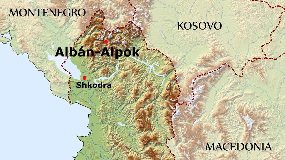 albania-hd-map