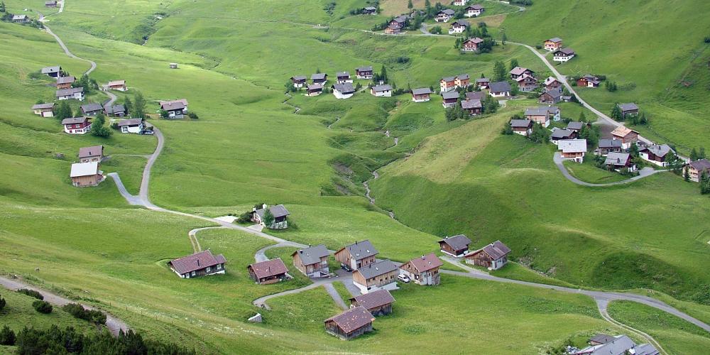 Malbun - Fotó: Barna Béla