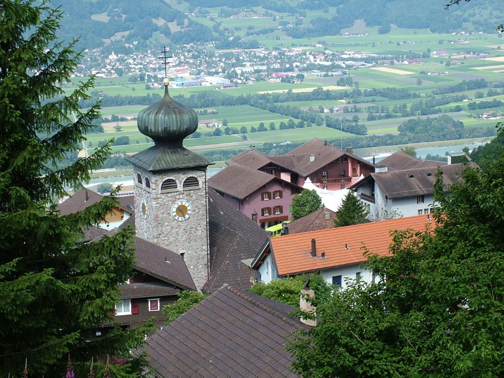 Triesenberg - Fotó: Barna Béla