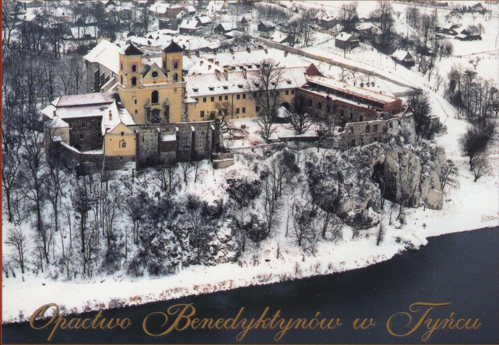 Képeslap a kolostorról