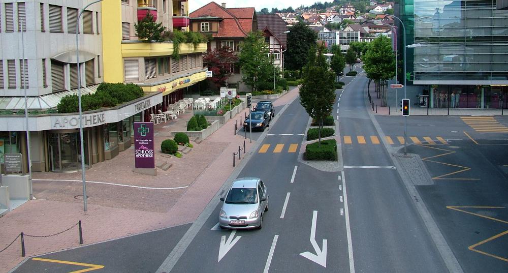 Vaduz - Fotó: Barna Béla