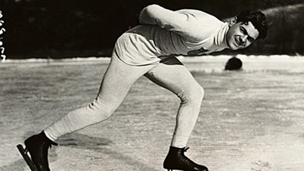 Charles Jewtraw, a téli olimpiák első bajnoka