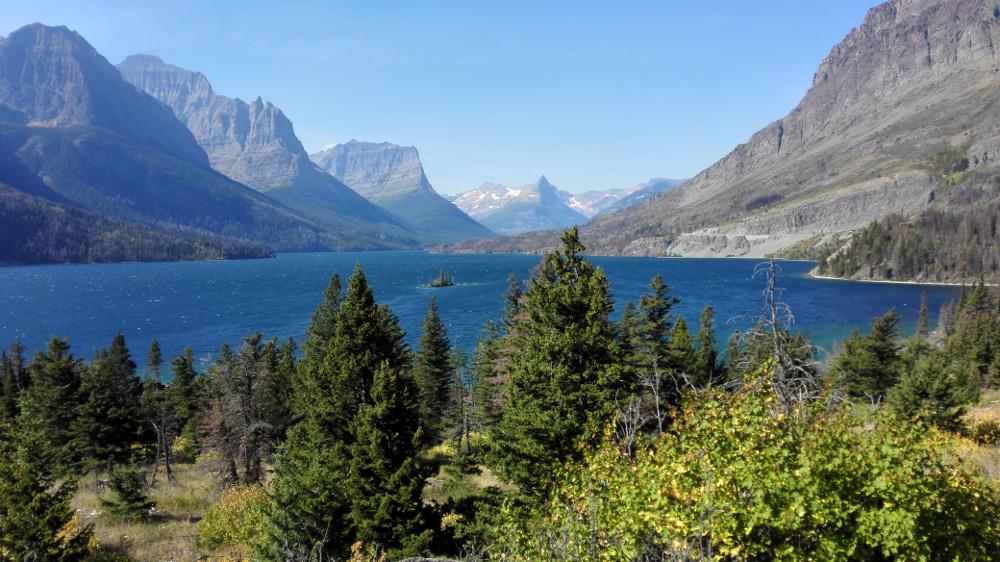 A St Mary-tó Fotó: barna Béla