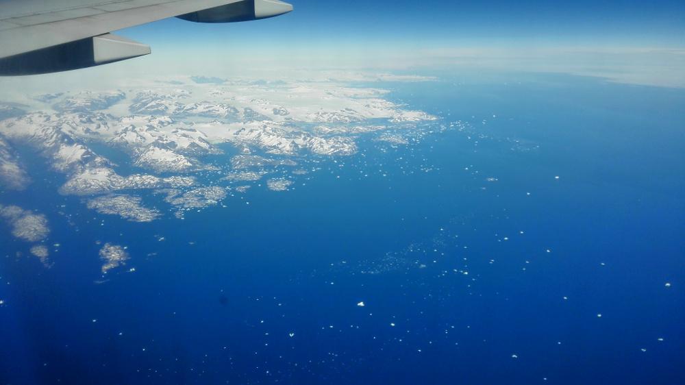 Grönland keleti partja - Fotó: Barna Béla
