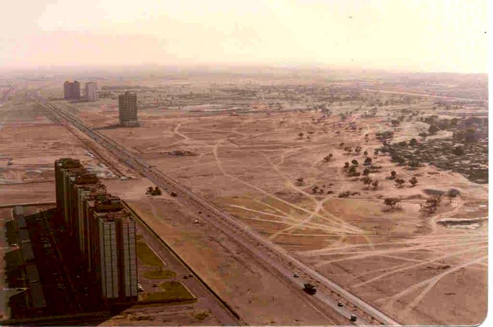 Dubai 1991-ben