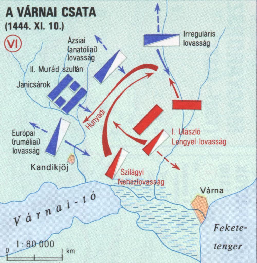 varnai csata