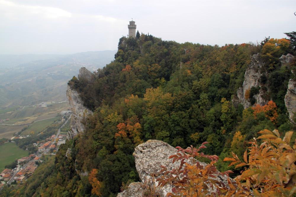 A harmadik torony, a Montale - Fotó: Barna Béla