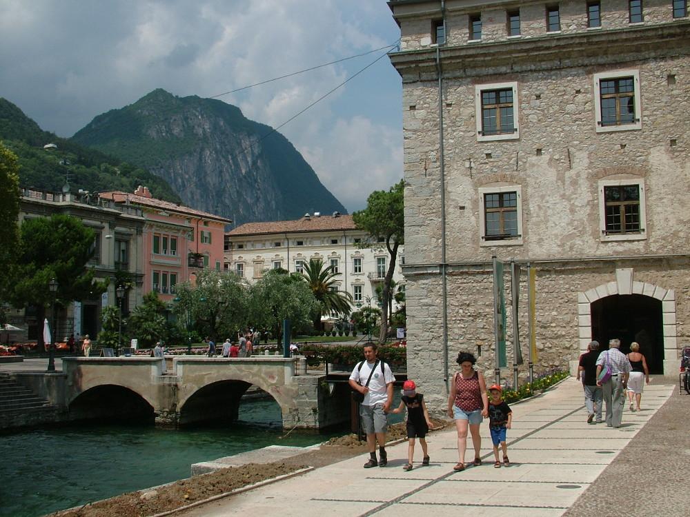 Riva del Garda - Fotó: Barna Béla