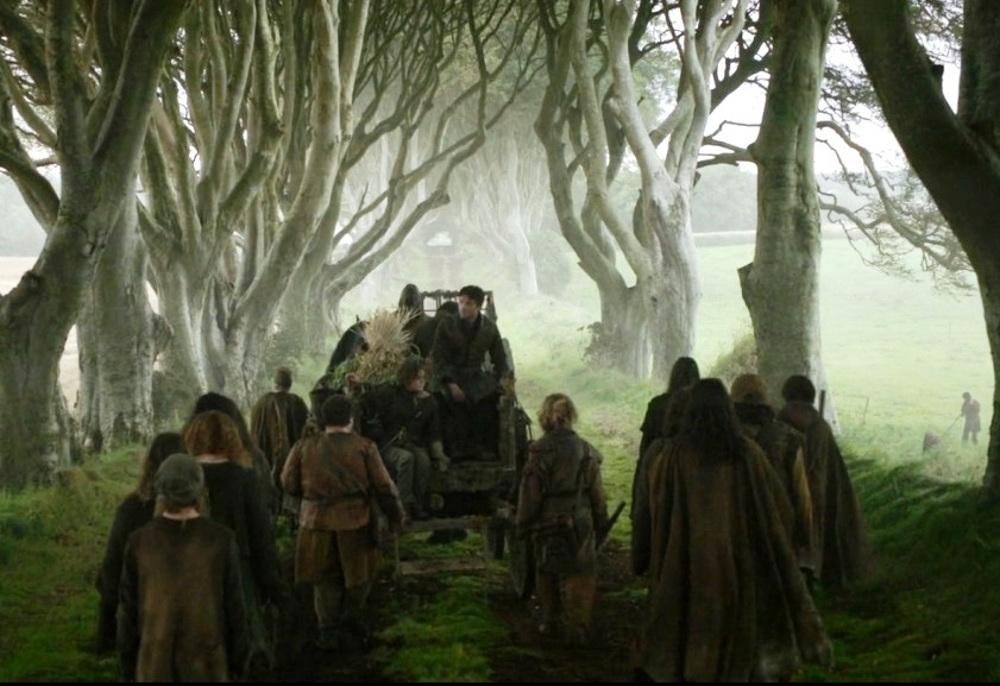 A trónok harcában szerepel a fasor