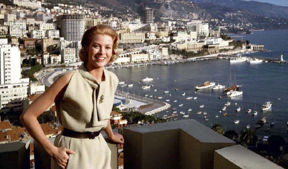 Grace Kelly Monacóban