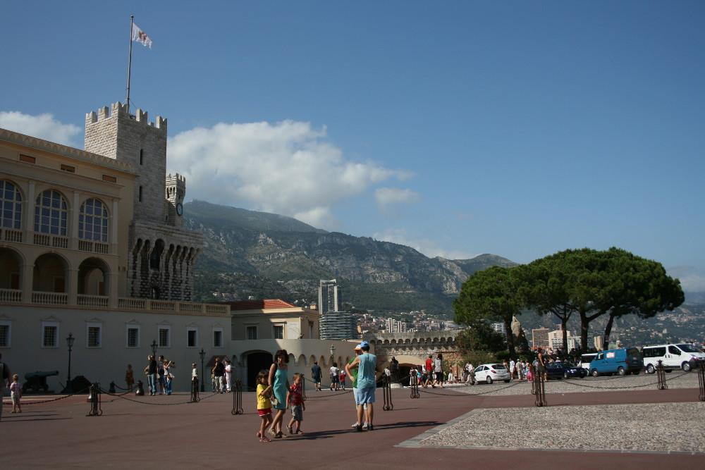 A hercegi palota - Fotó: Barna Béla