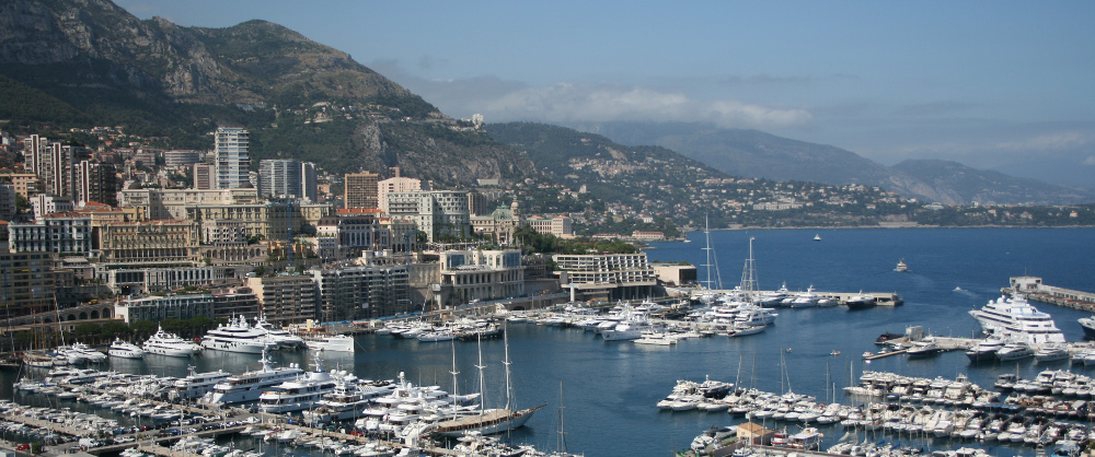 Monaco Monte Carlo - Fotó: Barna Béla