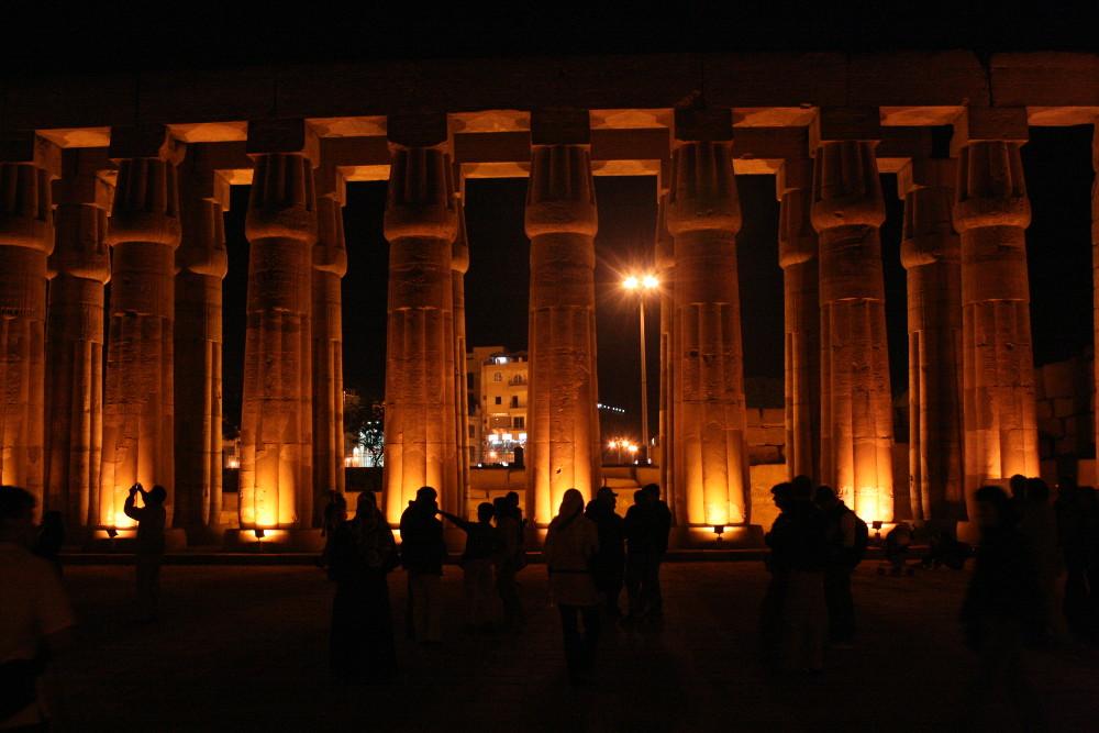 Luxor - Fotó: Barna Béla