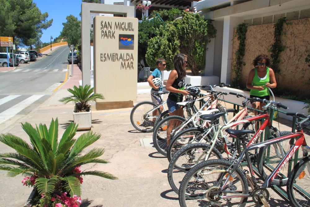 A San Miguel Park – Esmeralda Mar szálloda recepciója - Fotó: Barna Béla